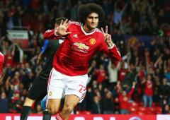 Belgian club seek financial help from Fellaini