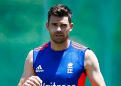 Injured Anderson ruled out of South Africa series