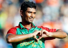 'Mahmudullah has a hint of Dhoni in his captaincy'