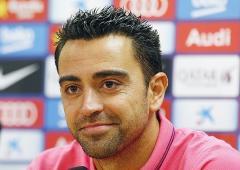 Barca legend Xavi tests positive for COVID-19