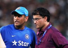 Dhoni was intimated by BCCI before finalising contract