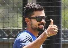 Kohli tells countrymen 'stay strong, fight outbreak'
