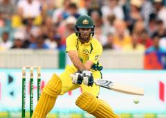 Was hoping my arm was broken during World Cup: Maxwell