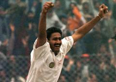 Feb 7 1999: 20 years on, relive Kumble's 'Perfect 10'