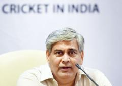 Shah slams ICC's Manohar for damaging Indian cricket