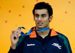 Khade pulls out of national swimming camp in Dubai
