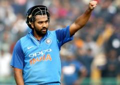 NZ Tour: Rohit returns to T20 squad, Samson dropped