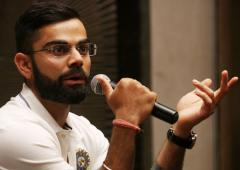 Conflict of interest charges against Kohli 'absurd'