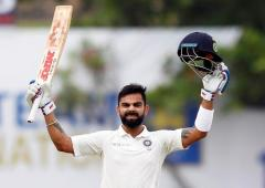 Test ranking: Kohli retains No 1, Rahane slips to 9th