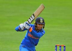 Mandhana ruled out of South Africa ODI series