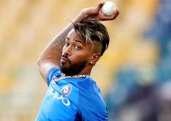 Bond hoping Hardik gets some cricket before IPL
