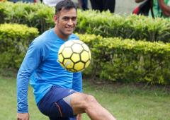 Find out who is the top footballer in Indian team
