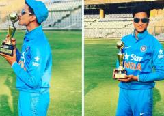 Bizarre: U-19 World Cup hero Kalra suspended for 1 yr