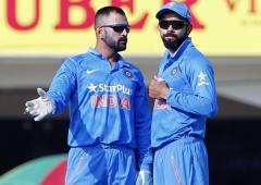 Gambhir takes another potshot at Kohli's captaincy