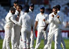 When did India last lose a Test series in West Indies?