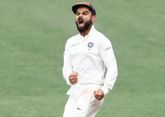 'Never met a more enthusiastic captain than Kohli'