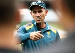 Langer unhappy with separate teams for NZ, SA tours