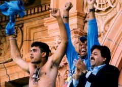 This day in 2002: Ganguly took off shirt at Lord's