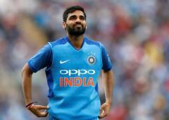 Bhuvneshwar set for long injury lay-off