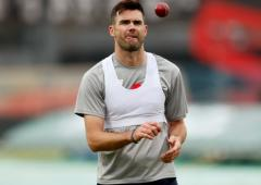 Will England drop Anderson for second Test vs SA?