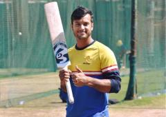 Mayank Agarwal likely to replace Dhawan in ODIs vs WI