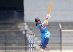 Jemimah shines as India women clinch Windies series