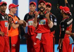 Know your IPL Team: Royal Challengers Bangalore