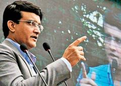 What makes Sourav Ganguly the brand that he is