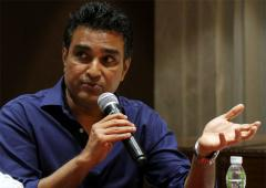 Manjrekar reacts after being axed from BCCI panel