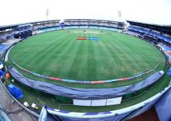 2nd T20I: How Holkar ground staff plan to counter dew