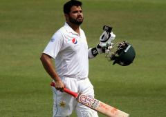 Chance for Azhar, Babar to climb Test rankings charts