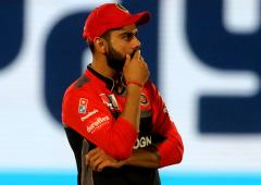 Kohli 'surprised' by RCB's social media antics