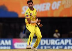 IPL delay a blessing in disguise for pacer Chahar