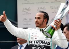 Is Hamilton in same league as F1 legend Senna?