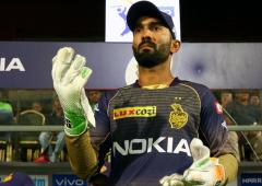 BCCI accepts Karthik's apology, matter closed!