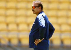 Coach Shastri on Team India's vision for the future