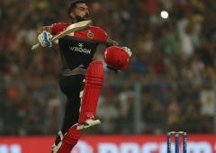 Kohli picks his favourite career moment
