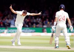 Ashes PHOTOS: Ruthless Aus take control at Lord's