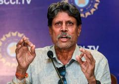 Conflict complaint against Kapil Dev shot down