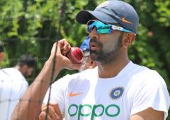 Ashwin signs up with Yorkshire for county stint