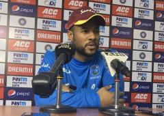 Shai Hope should be rested for third Test: Ambrose