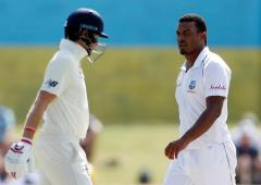 Gabriel in West Indies' 15-member squad for Eng tour