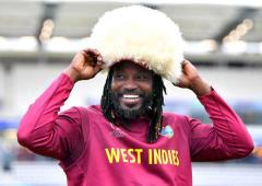 Pakistan is one of the safest places right now: Gayle