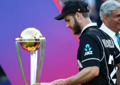 New Zealand players still hurting from WC loss