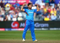 Afghanistan's Naib accuses players of underperforming