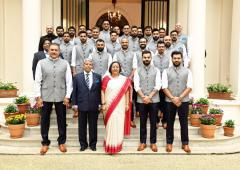 Kohli & Co hosted by Indian High Commission to UK