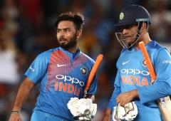 Ganguly on Dhoni's retirement and Pant's future