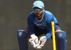 Parthiv on how Pant can improve