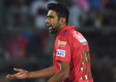 Kings XI Punjab release Ashwin
