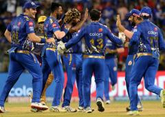 Mumbai Indians peaking at right time
